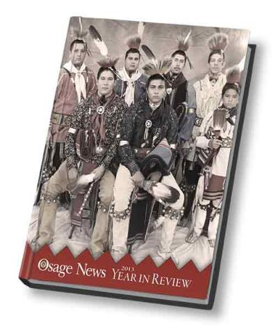 Osage News to sell 2013 Year in Review photo book and 2014 calendar