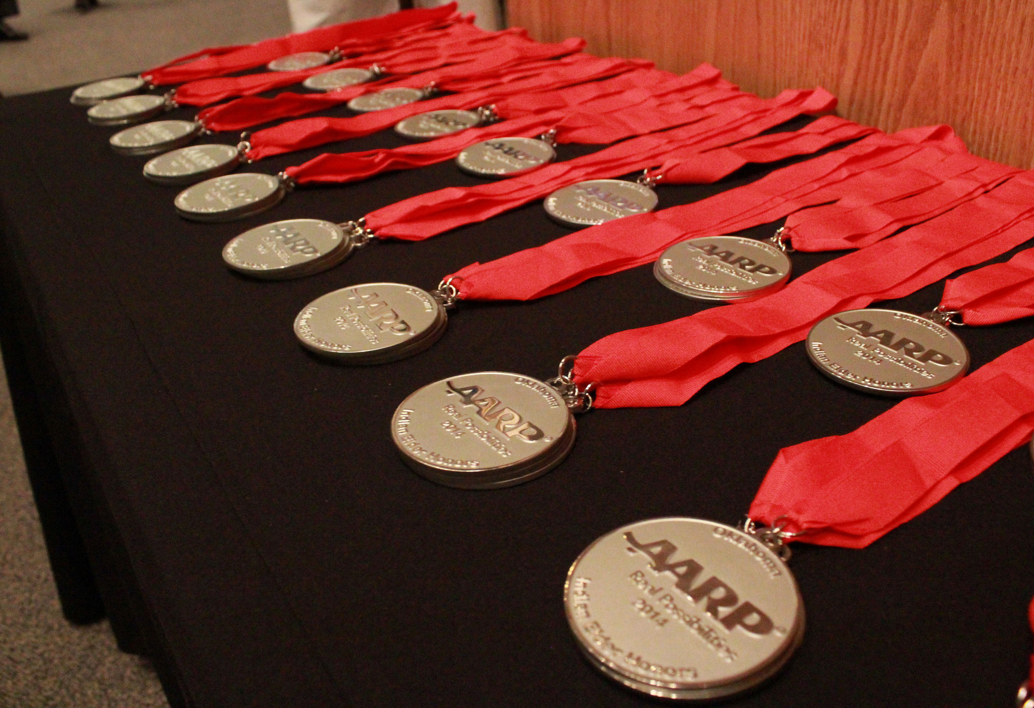 Five Osage elders to be honored at AARP Oklahoma Indian Elder Honors Oct. 10