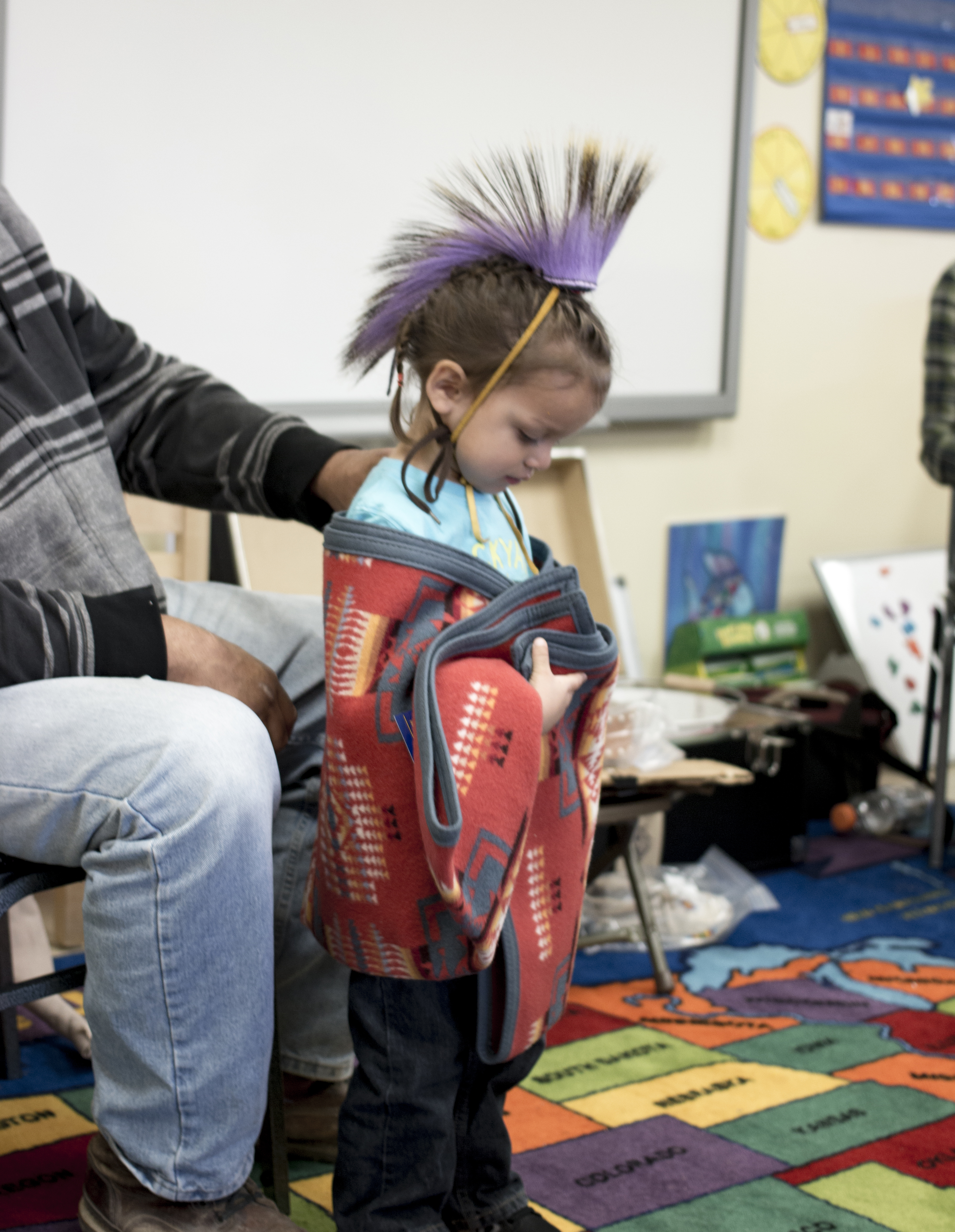 Osage Language Immersion School prepares students for In-Lon-Schka