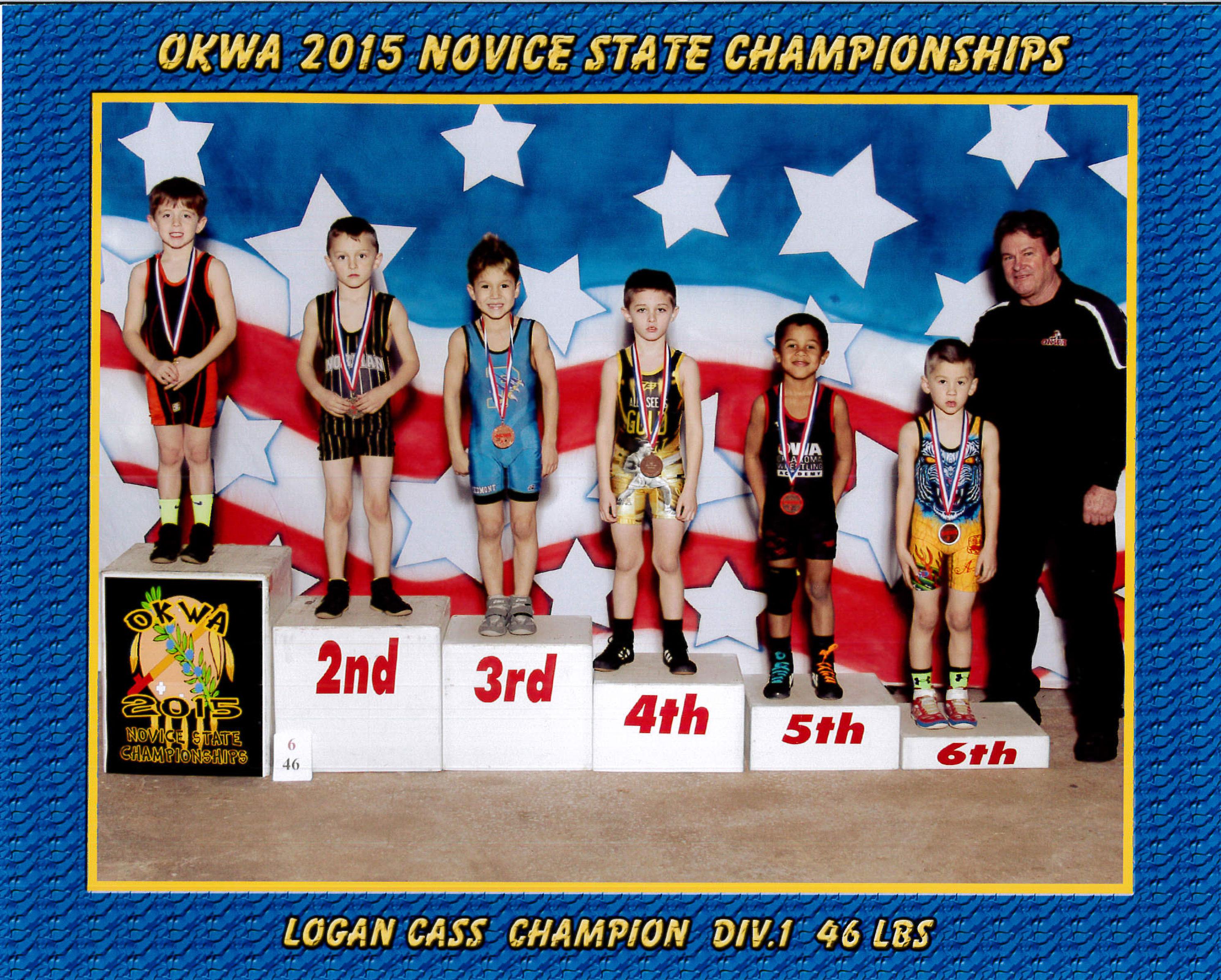 Osage wins OKWA Novice State Championships