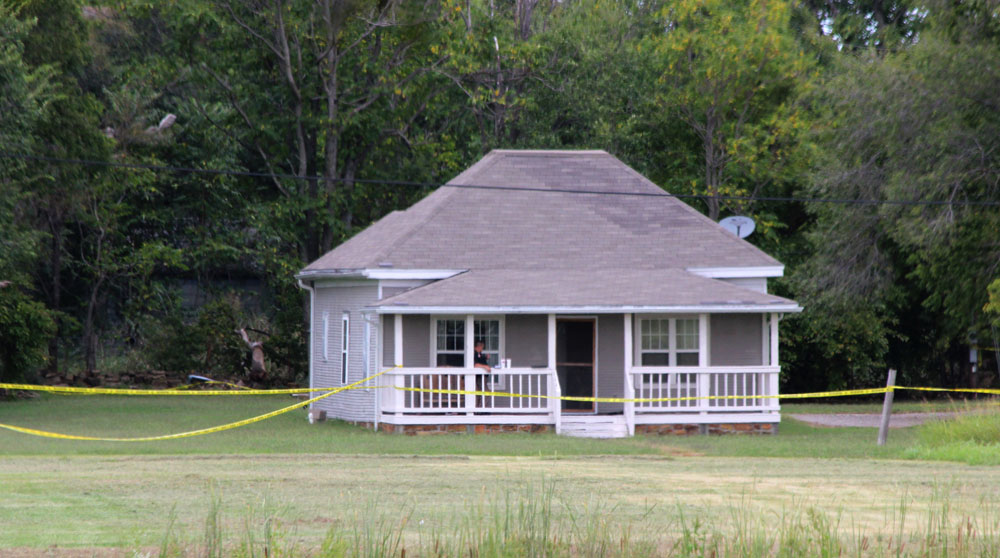 Death in Pawhuska Indian Village most likely a suicide