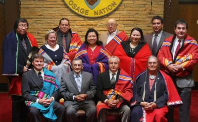 Osage Congress to award commendations and sashes to Higher Ed graduates
