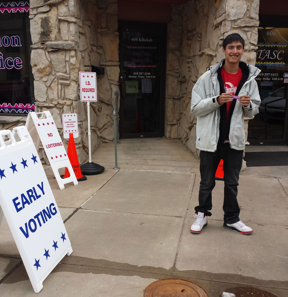 Early voting days set for June 3-4 in 2016 ON election