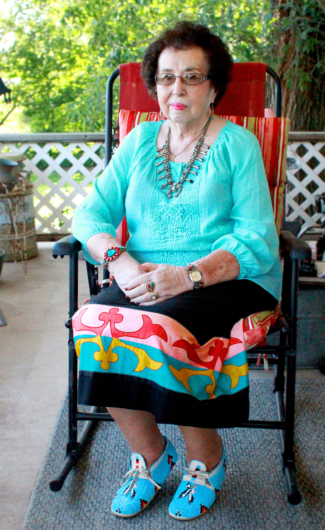 Elders Series: Judith Mary Tiger