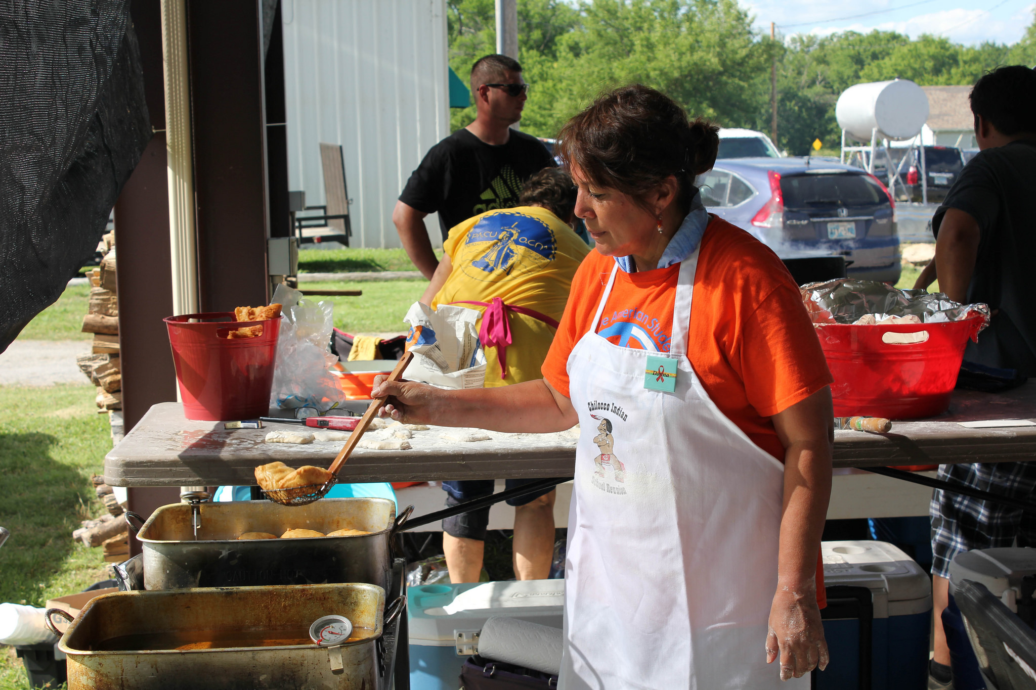 Bluestem Ranch board gives bison meat to three districts for In-Lon-Schka