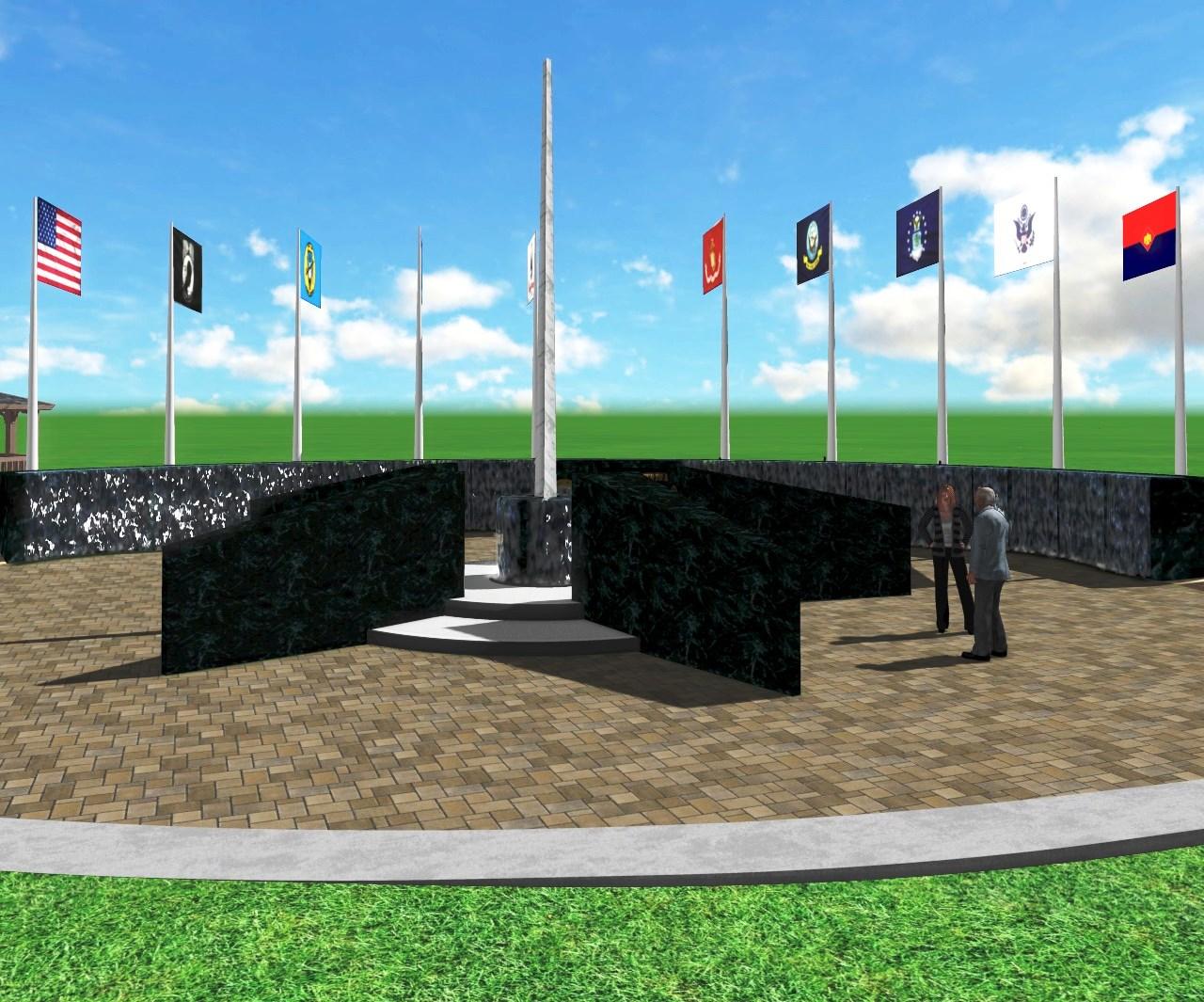 Osage Congress OKs memorial name change to Osage Veterans Memorial