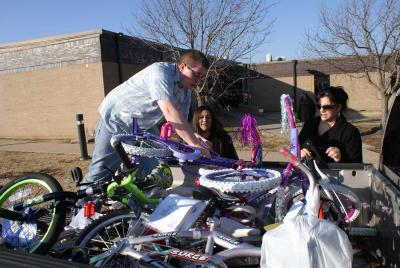 Osage Casino employees fulfill wish lists for 'Adopt-a-Star' program