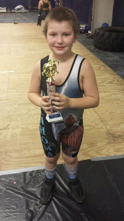 Osage youth to wrestle in Oklahoma Kids Wrestling State Championship