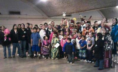 Osage student dance group hangs onto second