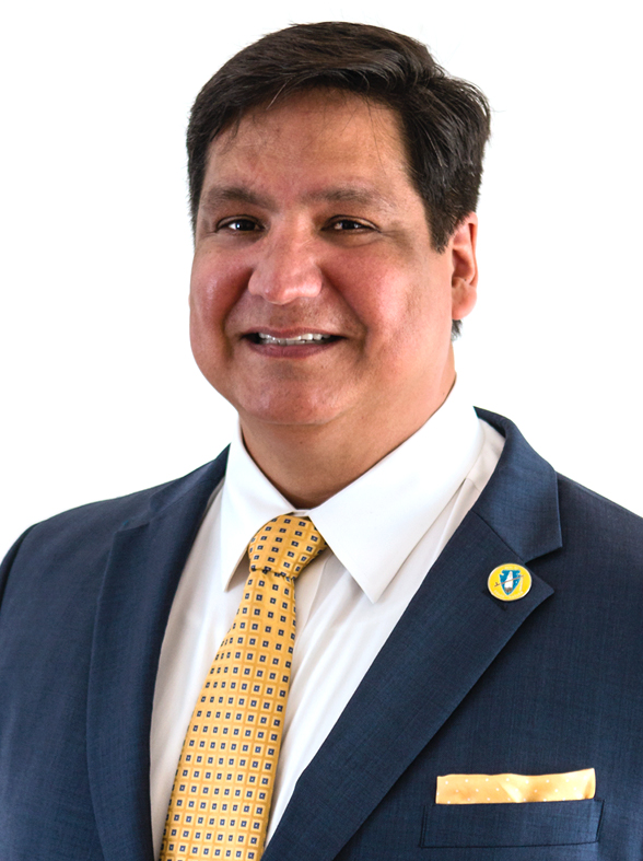 Michael Bristow announces his candidacy for the Fifth Osage Nation Congress
