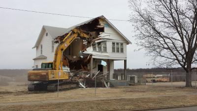 Construction gets underway on Campus Master Plan