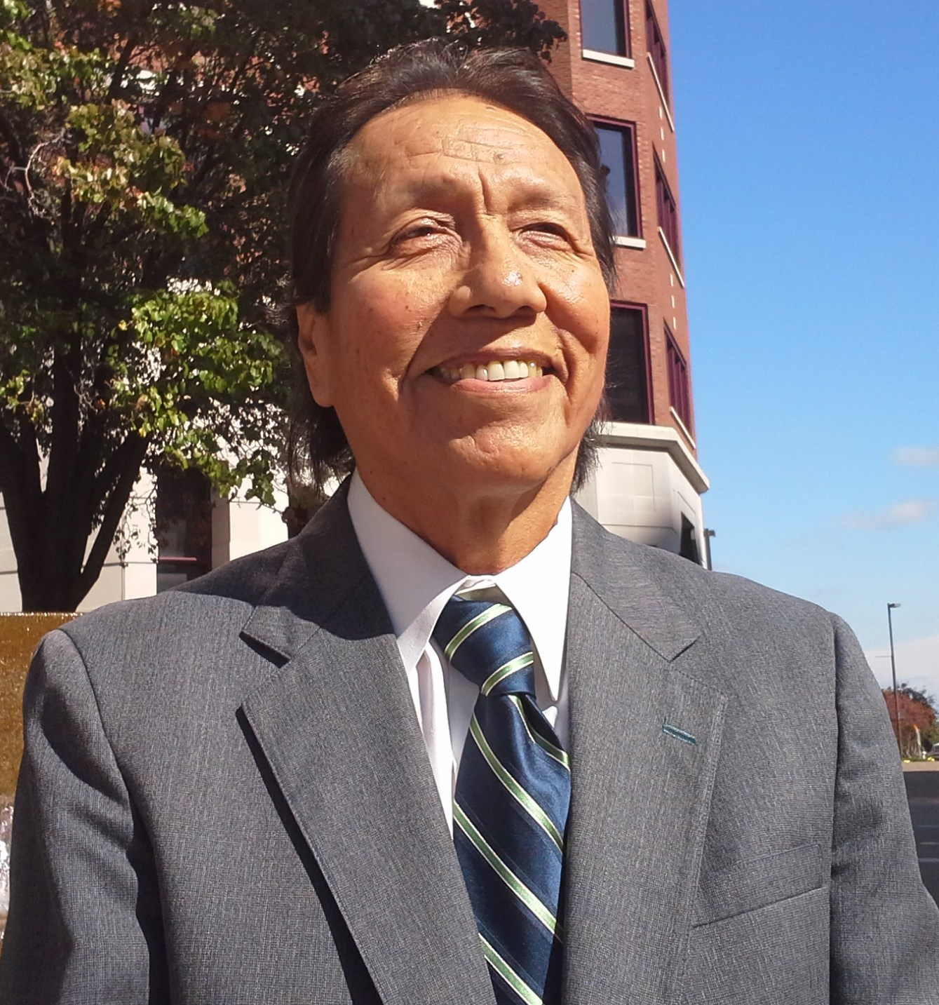 Myron F. Red Eagle announces his candidacy for Osage Nation Congress