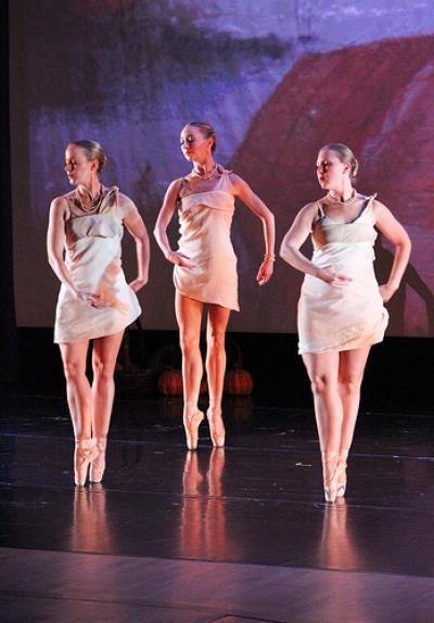 Osage ballet performs at National Museum of the American Indian