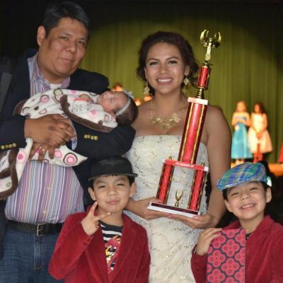 Osage teen wins award at Miss Teen Tulsa Pageant
