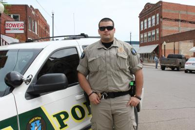 ON Police Department hires two more police officers