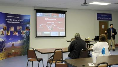 Financial Literacy workshops being held for Osage shareholders