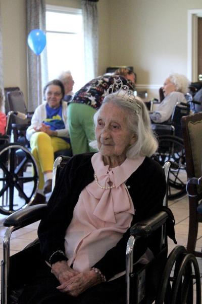 Osage turns 105 making her the oldest living tribal member