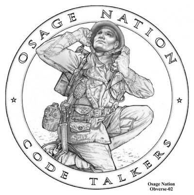 Osage code talker coin could be due to misunderstanding