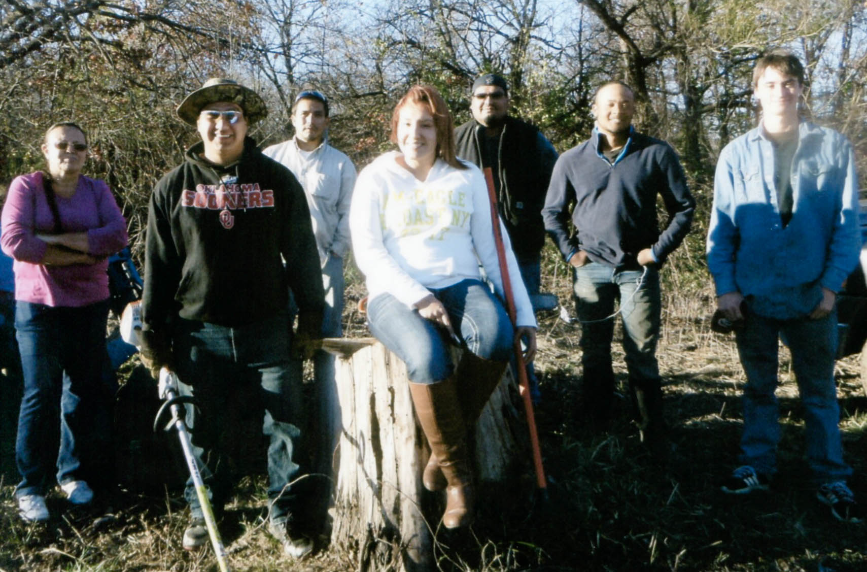 Pawhuska village thanks workers for cleanup efforts