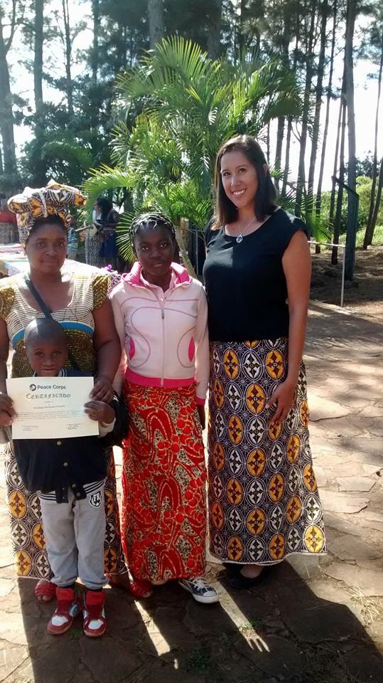 Osage returns from Peace Corps ready to continue advocacy work in the states