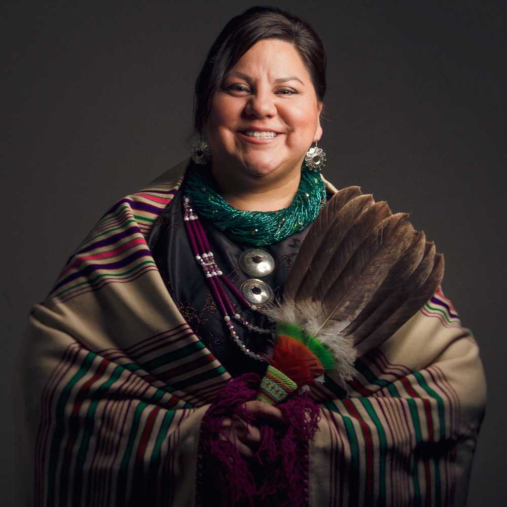 Rebekah HorseChief announces her candidacy for the Fifth Osage Nation Congress