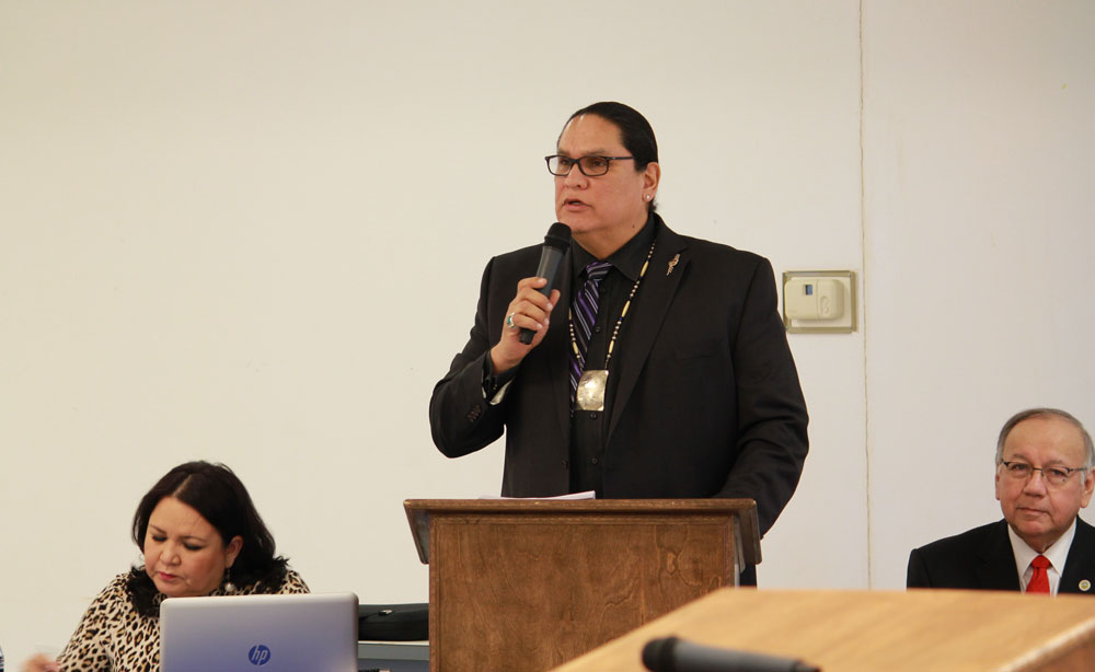 Tribes meet to discuss state of Indian Country under Trump administration