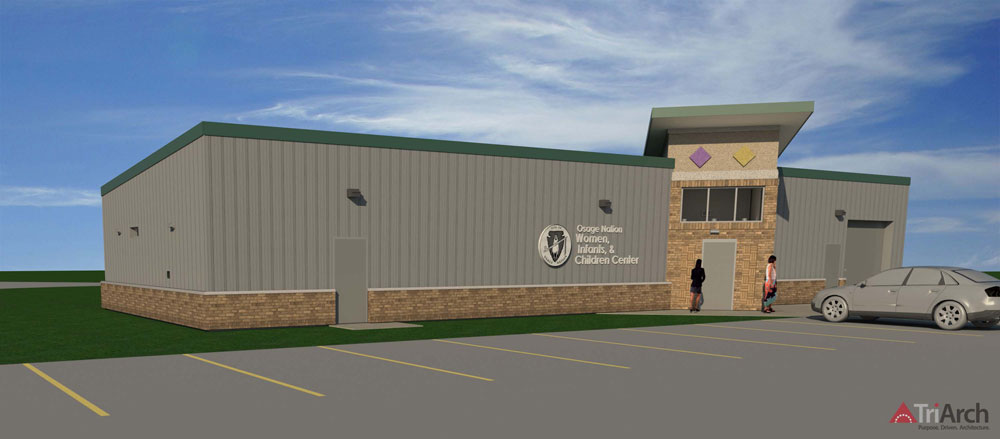 WIC to receive new building for Tulsa location; WIC moving to EBT cards in December