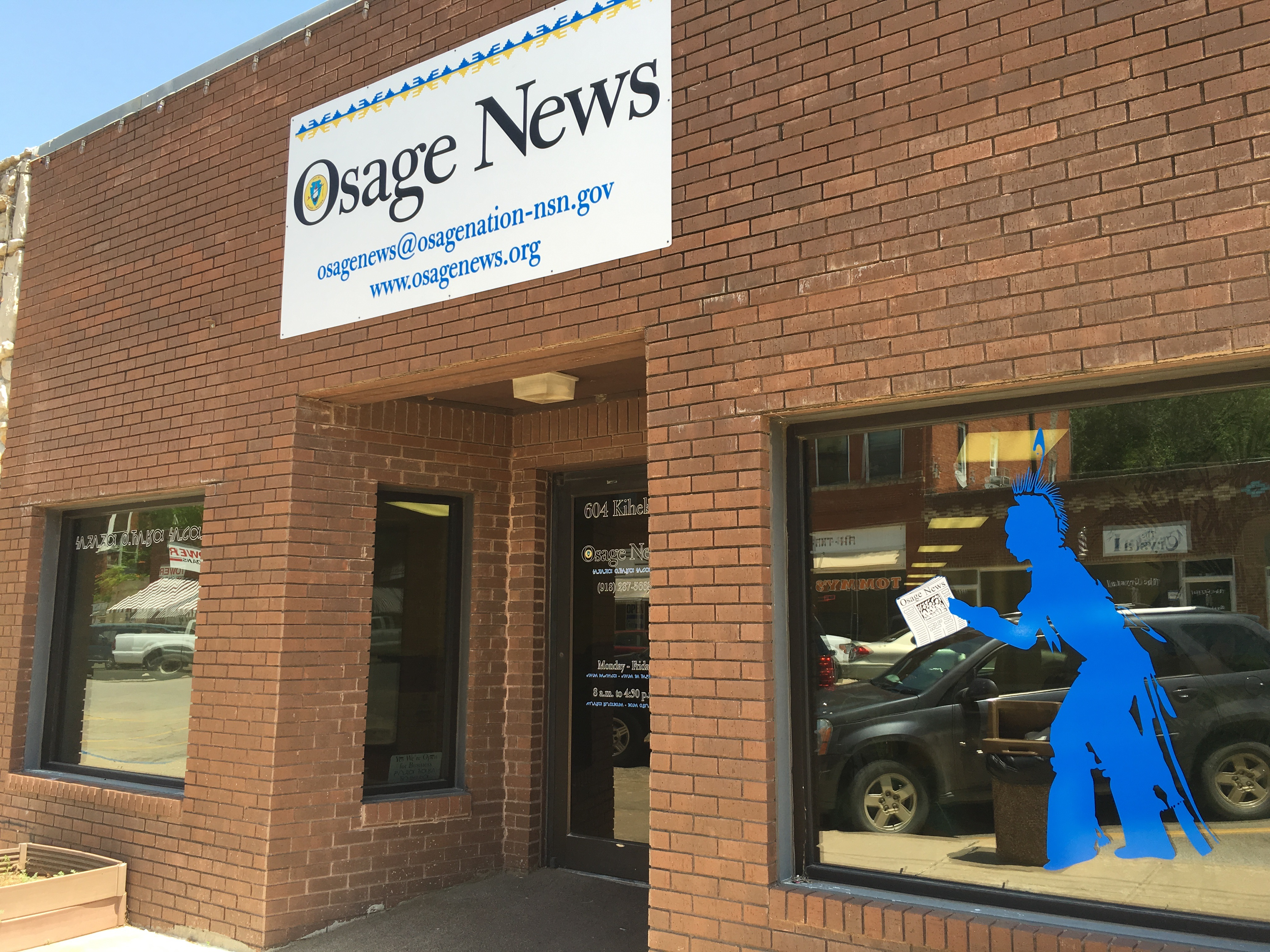 Osage News wins 11 NAJA media awards for 2015 coverage