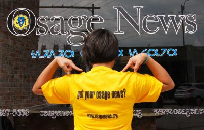 Osage News to be reduced to one newspaper per household in October