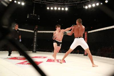 Osage Pro MMA Fighter remains undefeated
