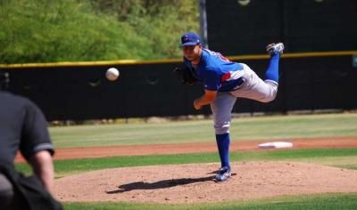 Osage MiLB pitcher named to Florida League All Star team