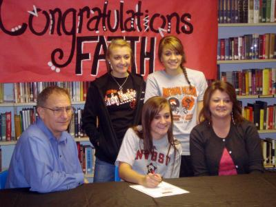 Osage first soccer player to sign letter of intent for PHS