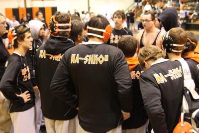 Osage heritage strong in Pawhuska wrestling