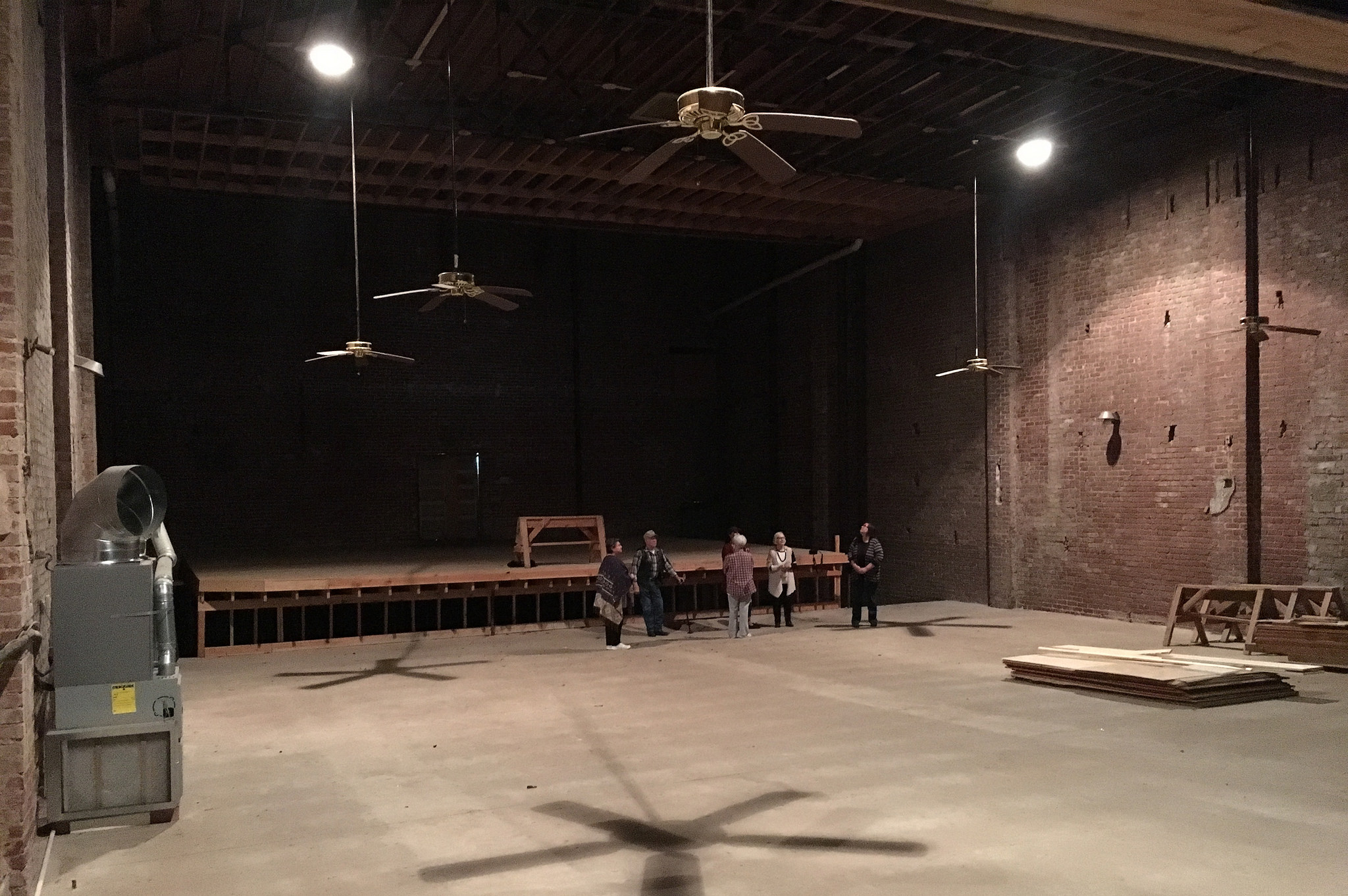 Fairfax Community Foundation making efforts to restore the Tall Chief Theatre