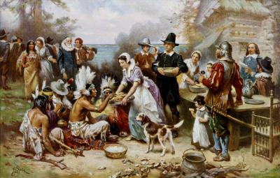 An Osage Thanks Giving