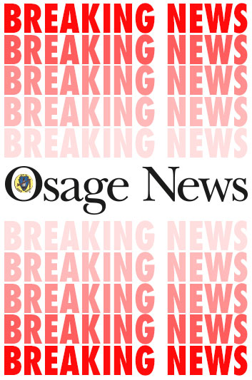PRESS RELEASE – From the Osage Minerals Council