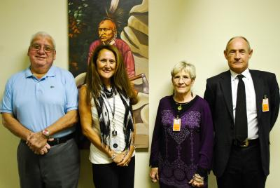 Osage Nation Gaming Enterprise Board elects its officers