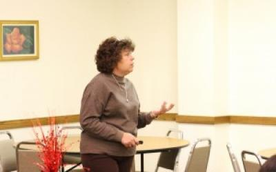 Osage Nation Counseling Center, law enforcement workers raise dating violence awareness