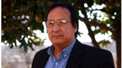 Louis Gray announces his candidacy for Osage Nation Congress