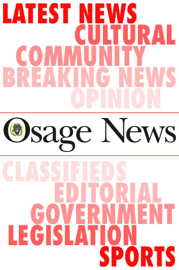 Important Information for Osage Scholarship Recipients