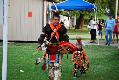 Pawhuska In-Lon-Schka dances will bring Osages together for four days