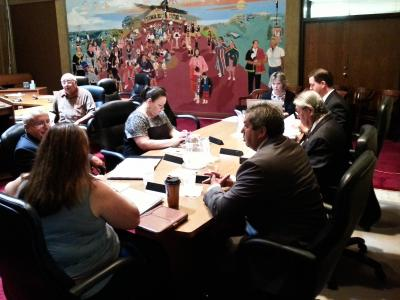 Select Committee of Inquiry meetings underway to investigate allegations against Chief