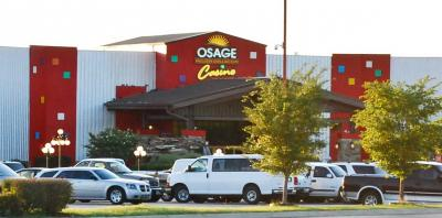 Osage casinos no longer in jeopardy